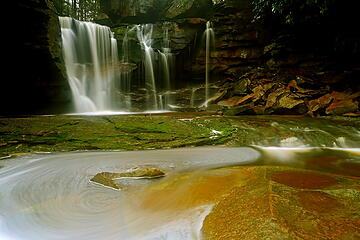Elakala Falls (West Virginia)