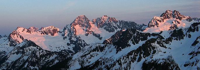 Ragged Ridge Sunset