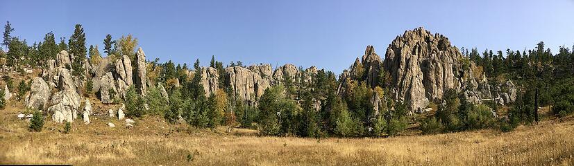 Black Elk Peak Trail