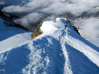 Final Snow Ridge