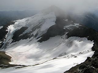 Walrus & Richardson Glaciers