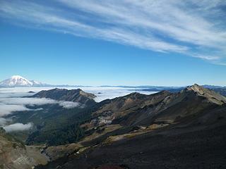 Old Snowy summit views