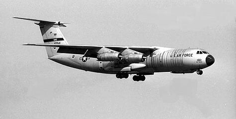C141 Starlifter