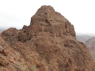 southeast peak