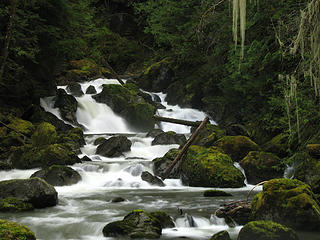 Boulder River, Boulder River Wilderness Area