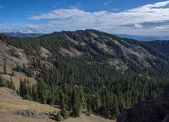 Middle Peak - 5563