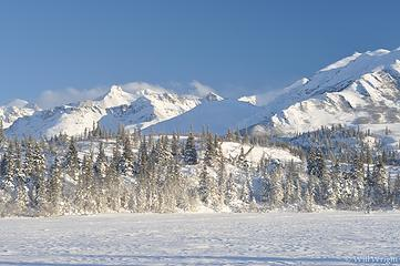 Alaska Range, Richardson Highway (12)