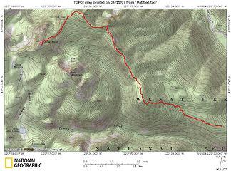 Klone Peak