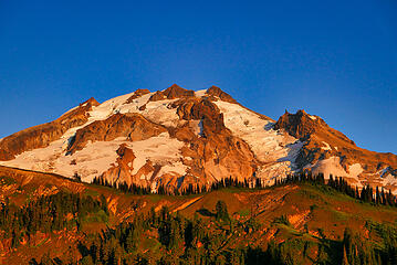 Glacier Peak Sunset
