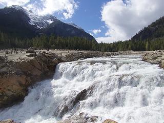 Big Beaver Falls
