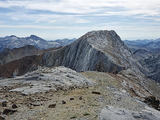 Looking back at Matterhorn