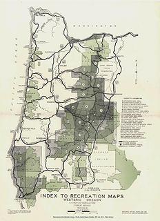 Index, Western Oregon