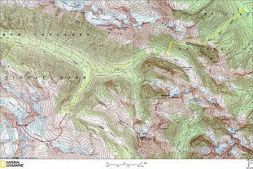 Logan Douglas Route Map