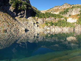Upper Twin Lake from South