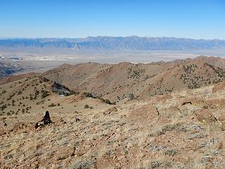 Toiyabe Dome and Arc Dome
