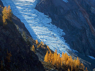 Gloomy Glacier