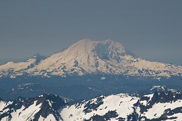 Mt Rainier from Mt Hinman