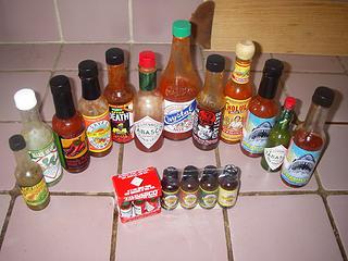 I heart hot sauce