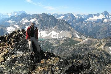 Matt on Tupshin summit