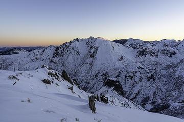 Minnie Peak