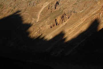 28- Paiyu Peak shadows