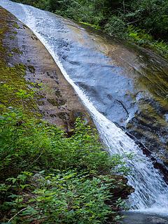 Pumpkinseed Falls