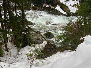 Trout Creek, Sunset Mine Trail 1/26/20