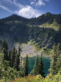 Emerald Lake 8/30/19
