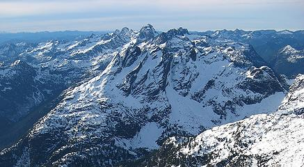 Snoqualmie Crest – Bears Breast, Summit Chief, Chimney Rock, Lemah, Chikamin