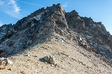 saska west ridge, no thx