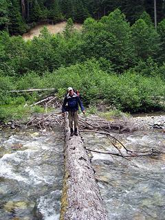 crossing downey creek