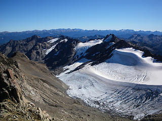 Carrie Glacier