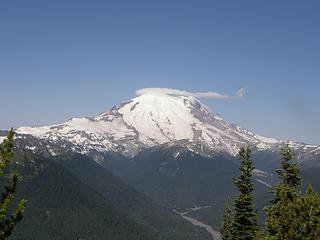 Views from Crystal Peak true summit.