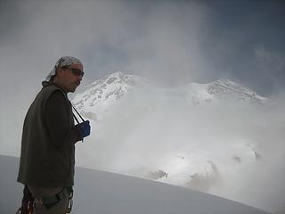 Greg at the Nesatin summit