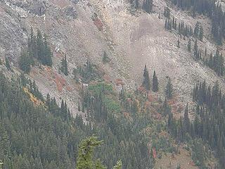 Color views from Miller Peak summit