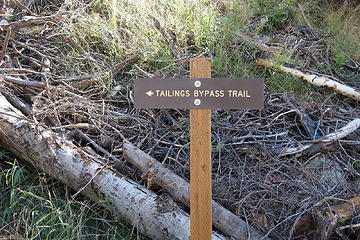Take this trail - it leads you to the Copper Basin trail, which is correct. Do NOT take the Copper Creek trail! We did made that mistake at 4am, by headlamp, and it wasn't too much fun.
