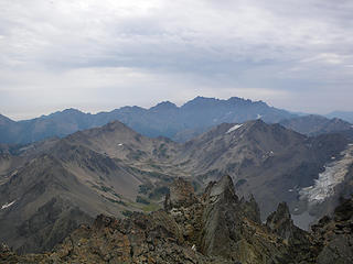 Deception Basin and beyond