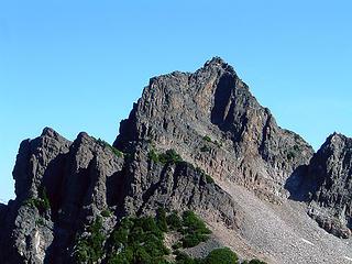 Summit of Del Campo.