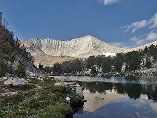Hook Lake & David O Lee Peak
