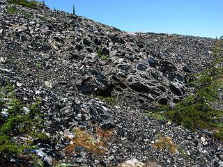 Obsidian Trail namesake
